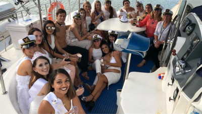 hens party cruise